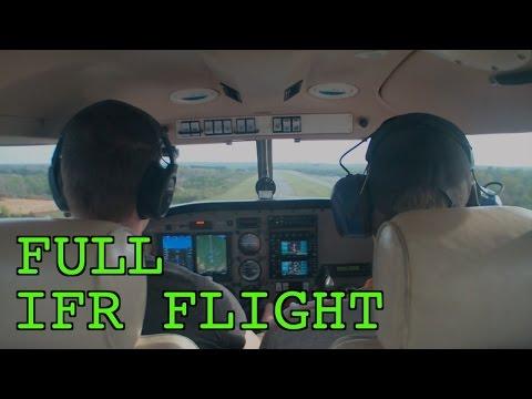 Full IFR Flight
