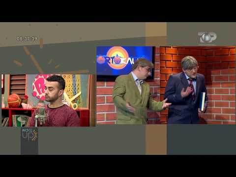 Wake Up, 23 Nentor 2017, Pjesa 3 - Top Channel Albania - Entertainment Show
