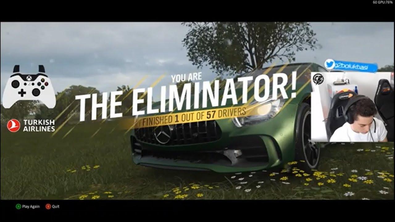 YARIŞ PİLOTU vs. OYUN PİLOTU - Forza Horizon 4 w/Cem Bölükbaşı