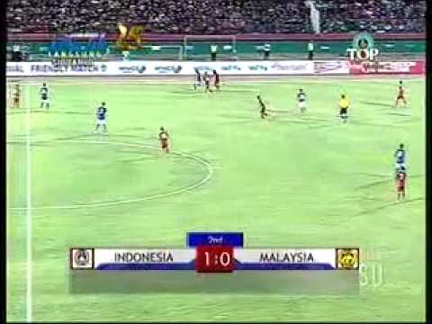 All Goals Timnas Indonesia Vs TImnas Malaysia [2-0] 14 September 2014
