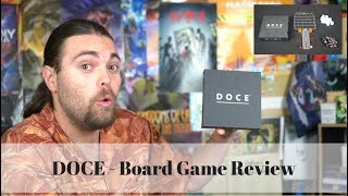DOCE - Kickstarter - Board Game Review