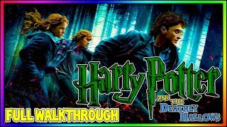 Harry Potter and the Deathly Hallows: Part 1  - FULL 100% Walkthrough