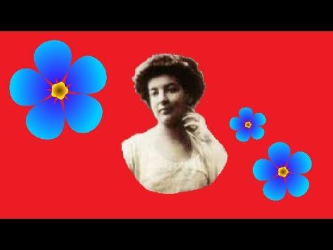 Dora Pejačević: The Life of Flowers, Op. 19: The Forget-me-not (Život cvijeća: Potočnica)