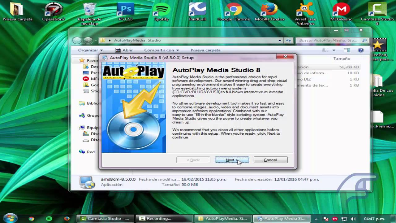 how to set autoplay in windows 7