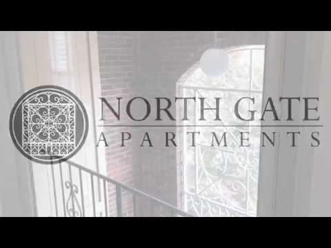 A Casual iPhone Tour of an Apartment Home at North Gate