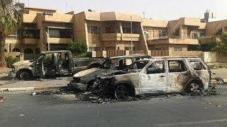 ISIS-Kämpfer bauen Eroberungen im Nordirak aus