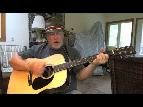 915 - Pretty Woman - acoustic cover of Roy Orbison with chords and lyrics