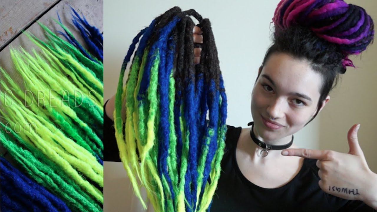 New Dreads From Filthy S Synthetics And How I Shower