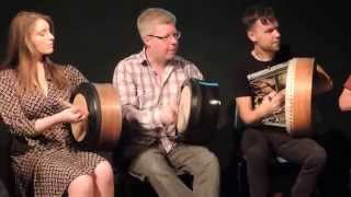 Recital of tutors: reels - Craiceann 2014 video notes