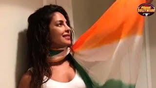 Priyanka Chopra Gets TROLLED For Disrespecting Indian Flag | Bollywood News
