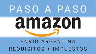 Comprar por Amazon paso a paso (Argentina, a domicilio) thumbnail