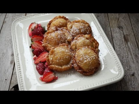 How to Make Fried Peanut Butter & Jelly | Sandwich Recipes | Allrecipes.com