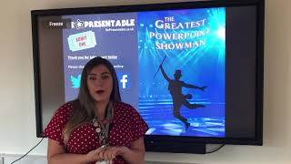 Jess Widdowson review of BePresentable PowerPoint training session
