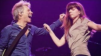 Jon Bon Jovi Kinder