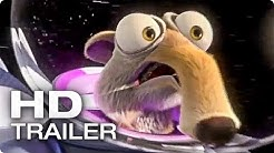 ICE AGE 5: Kollision Voraus Trailer German Deutsch (2016)