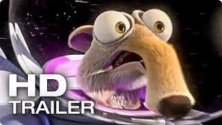 ICE AGE 5: Kollision Voraus Trailer German Deutsch (2016)