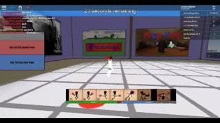 Roblox artes marciais Battle Arena Kai como um hit