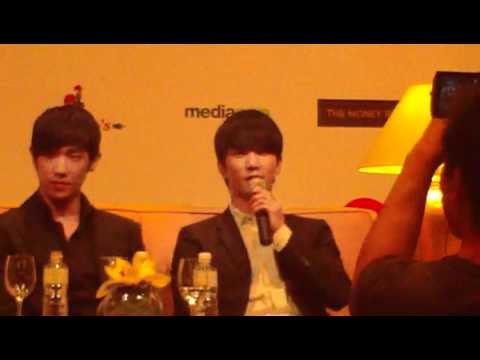 meet and greet mblaq cry