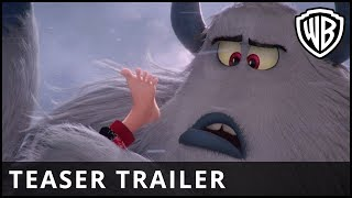 Smallfoot - Teaser Trailer - Warner Bros. UK