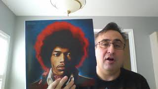 Jimi Hendrix Both Sides of the Sky- Review and First Impressions