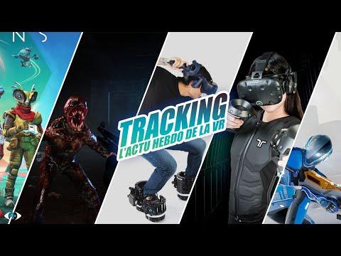Tracking : L'actu VR #16 : La marche avec Ekto VR, Veste Bhaptics, Le Black Jack dans Pokerstar...