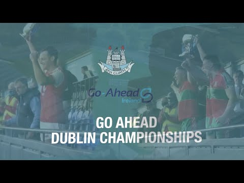 Go Ahead Dublin Championships show- Episode 1