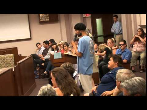 DISCUSSION ABOUT 39 GATEWAY CT@ CITY COUNSEL