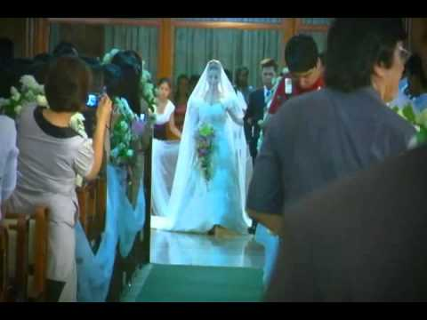 Andy Zhang & Milfe Dacula (Official Wedding Video) 8-28-09 part 3.flv
