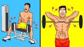 5 Popular Exercises All Guys Need to Avoid