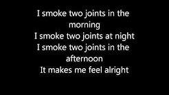 The Toyes Smoke Two Joints Lyrics