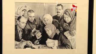 ''Вокруг меня гудит XX век'' - выставка к 110-летию ТАСС