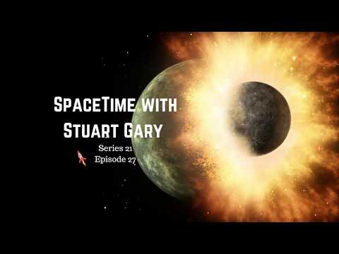 The origins of Earth's water - SpaceTime with Stuart Gary S21E27