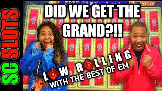 WHOA!!! Are We About to Win THE GRAND Jackpot?!!! AMAZING Dragon Link Slot Bonus Session!!!