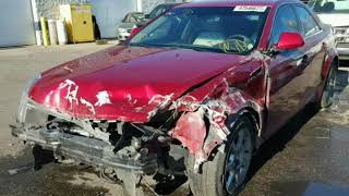 Copart 2008 Cadillac CTS - Is It Worth It?