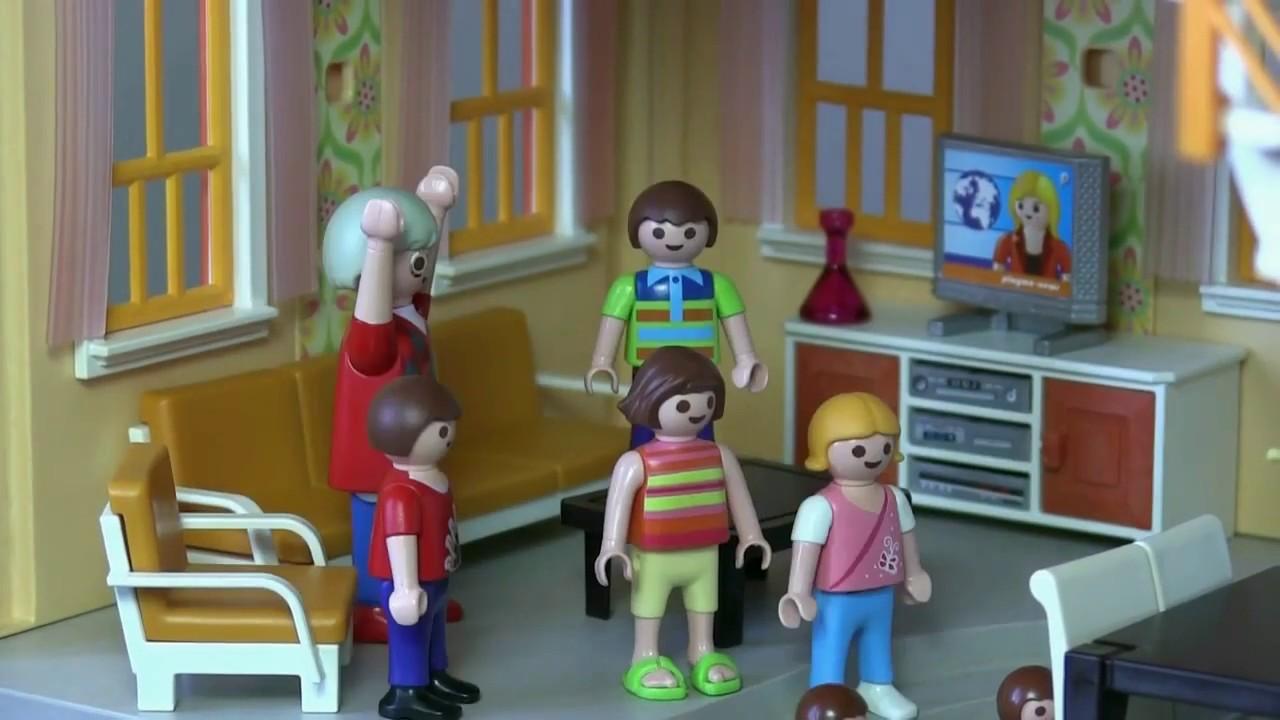 Casa De Playmobil Youtube