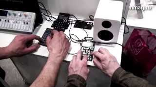mmag.ru: Musikmesse 2015 - Teenage Engineering Pocket Operator PO-12 Rhytm