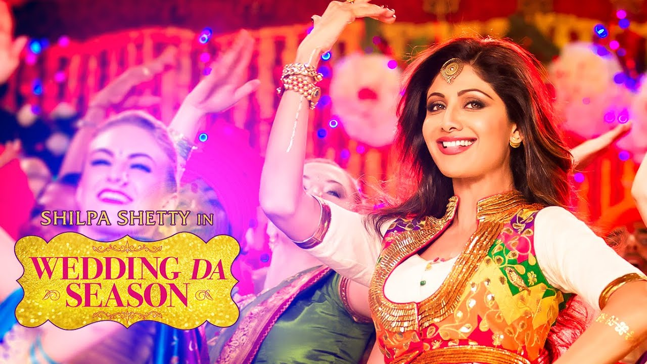 Shilpa Shetty Wedding Da Season Video Song