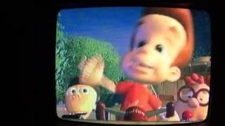Opening to The Adventures of Jimmy Neutron: Sea of Trouble 2003 VHS