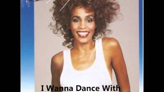 Whitney Houston Whitney Album I Wanna Dance With Somebody