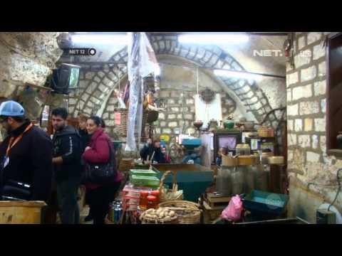 NET12-Wisata Kuliner di Timur Tengah