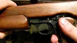 Unique Modele L .22lr pistol/carbine conversion