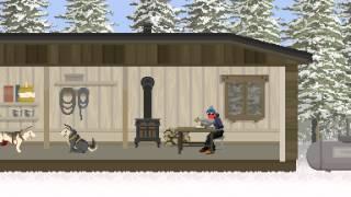 Dog Sled Saga - Steam Early Access Announcement Teaser