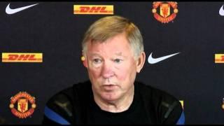 Ferguson four letter word rant at FA | English premier League 2011-2012
