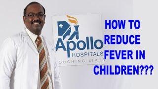 Download lagu How to reduce fever in children Dr Dhanasekhar Kesavelu Full HD Vdeo MP3