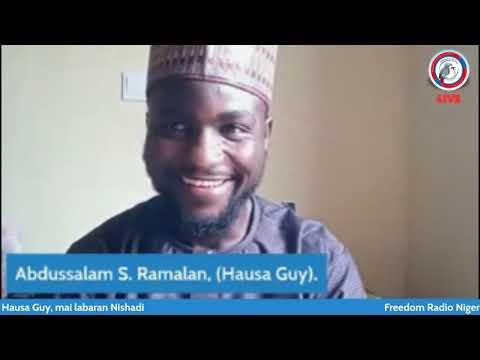 Ku kalli tattaunawa da Abdussalam S. Ramalan wanda aka fi sani da Hausa Guy mai labaran barkwanci