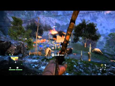 how to turn off swearing in far cry 4