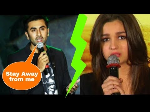 Shocking ! Ranbir Kapoor breaks up with Alia Bhatt after Deepika Padukone's Marriage