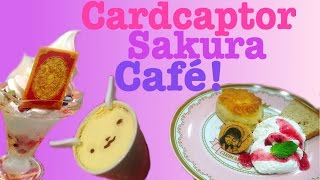 It was one of my friend's last day in Japan last weekend, so to see her off we went to the new Cardcaptor Sakura cafe in Tennoji! It was super adorable and really ...