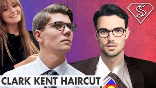 Clark Kent Hairstyle ★ Superman Henry Cavill inspired style ★ Men