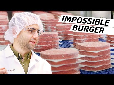 How Impossible Foods Created the Perfect Meatless Burger— Cult Following